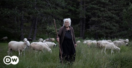 A journey with Greece's last nomadic shepherds