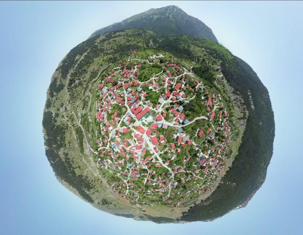 Η Σαμαρινα απο ψηλα φωτο (Το Βόιον Βόιον Βοΐου)24-05-2021