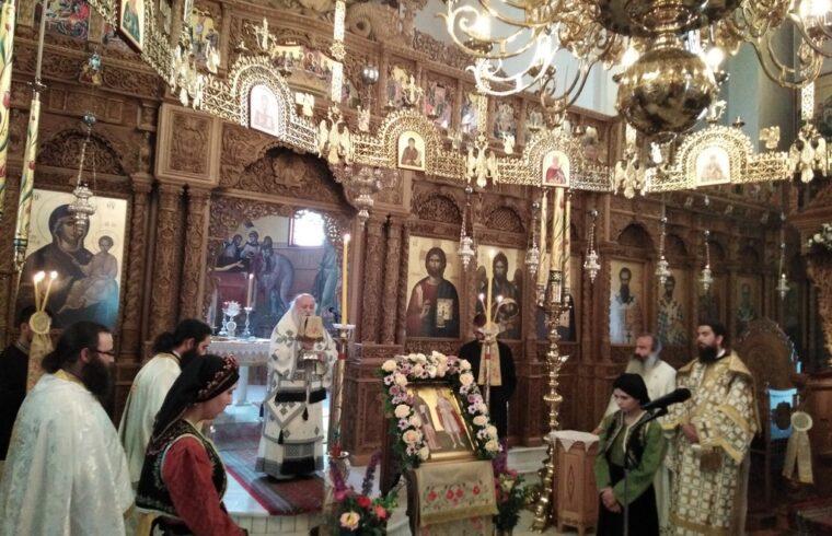Το Άργος Ορεστικό εόρτασε την μνήμη του Αγίου Δημητρίου του εκ Σαμαρίνης – ΦΩΤΟ