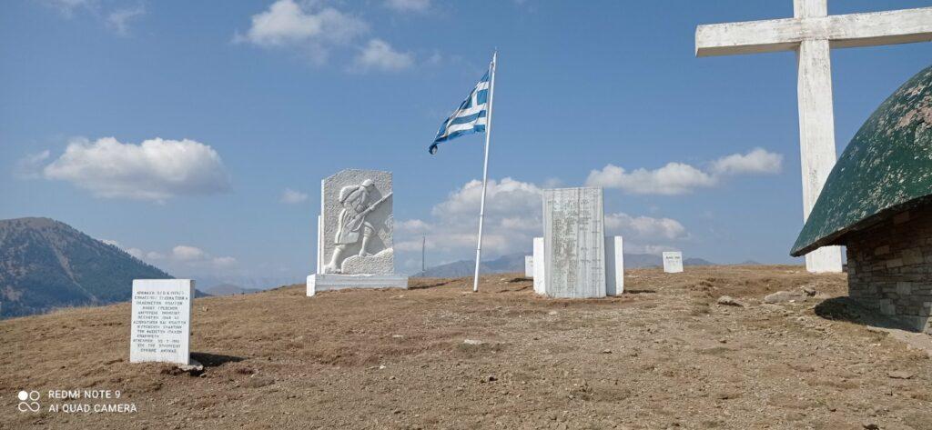 ΓΡΕΒΕΝΑ: Επιμνημόσυνη δέηση στο μνημείο των πεσόντων κατά τον Ελληνοϊταλικό πόλεμο στο ύψωμα της Αννίτσας (VIDEO)