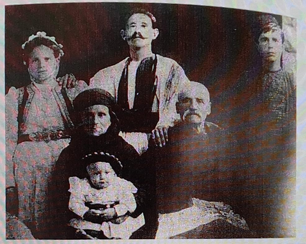 Σαμαρίνα 1915 οικογένεια Φωλια.